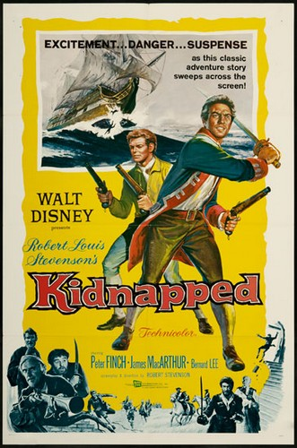 KIDNAPPED FILM POSTER