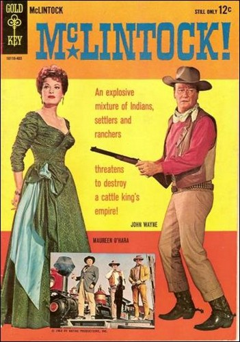 McLINTOCK GOLD KEY(1964)