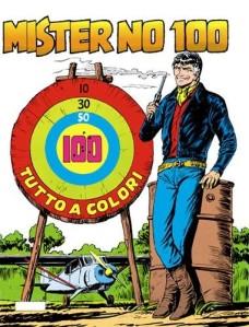 MISTER NO 100