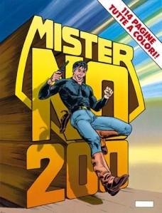 MISTER NO 200