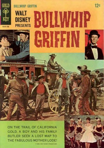 BULLWIP GRIFFIN GOLD KEY(1967)