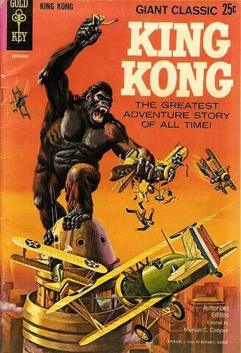 KING KONG GOLD KEY(1968)