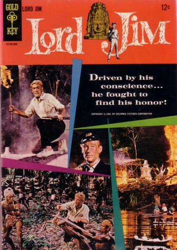 LORD JIM GOLD KEY(1965)