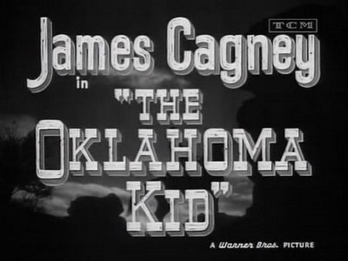 OKLAHOMA KID FILM 1