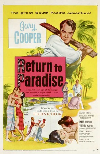 RETURN TO PARADISE FILM POSTER 2