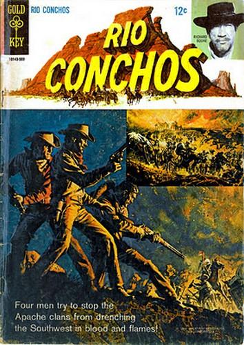 RIO CONCHOS GOLD KEY(1965)