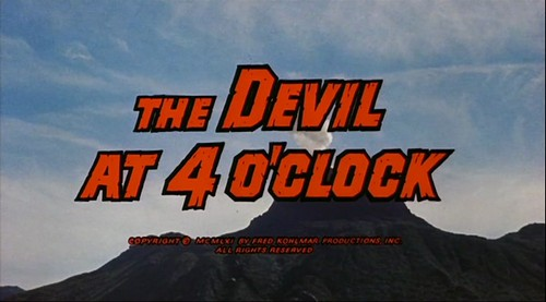 THE DEVIL AT 4 O`CLOCK (1)