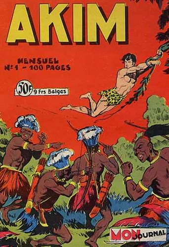 AKIM 1 FRANCE COVER