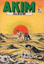 AKIM 29 FRANCE COVER.