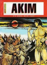 AKIM 34 FRANCE COVER
