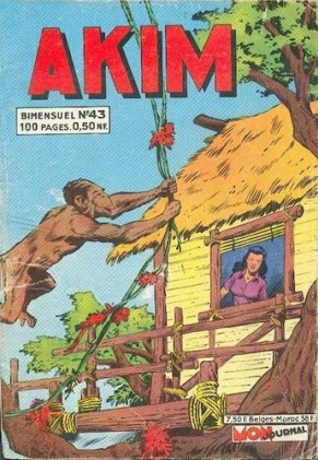AKIM 43 FRANCE COVER