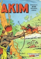 AKIM 58 FRANCE COVER.