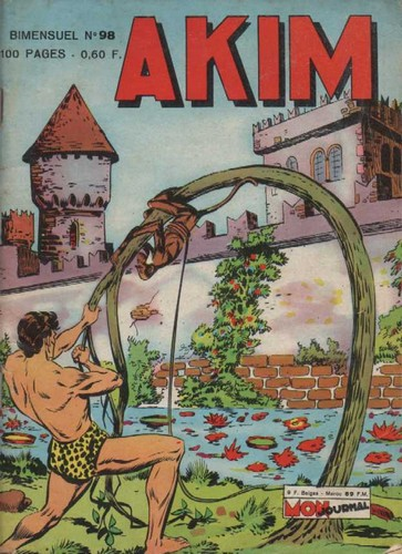 AKIM 98 FRANCE COVER