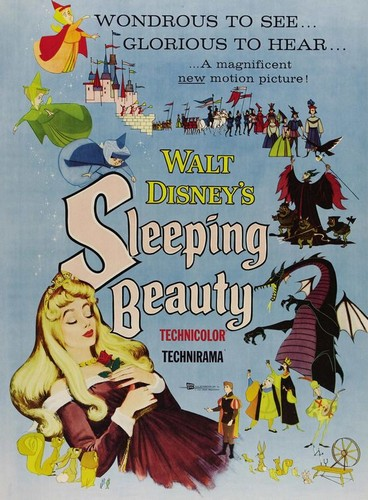 SLEEPING BEAUTY FILM POSTER