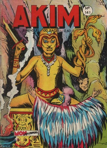 AKIM 141 FRANCE COVER