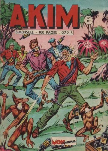 AKIM 197 FRANCE COVER