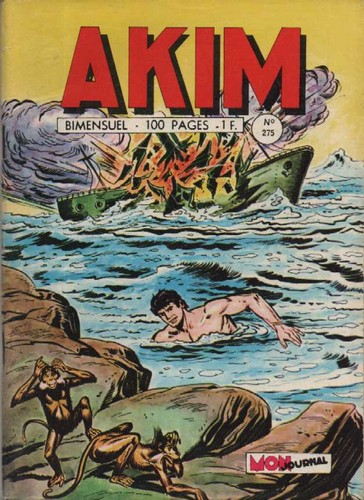 AKIM 275 FRANCE COVER