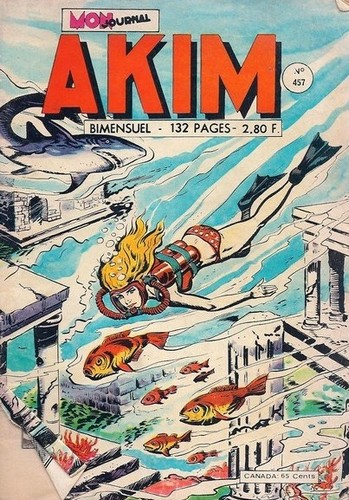 AKIM 457 COVER FRANCE.