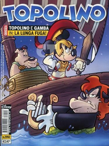 TOPOLINO 2992 COVER CT