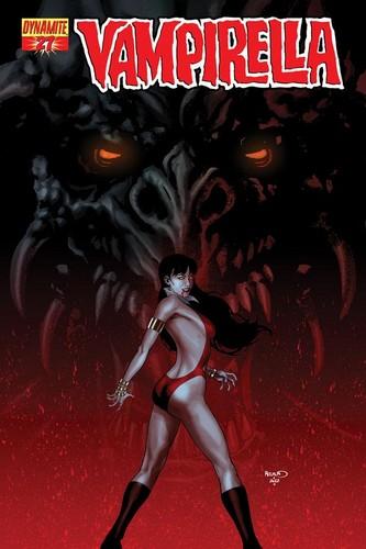 VAMPIRELLA 27 COVER