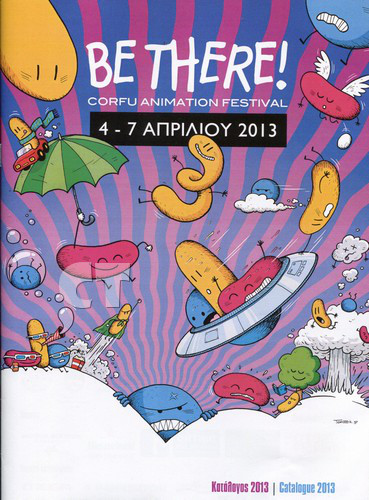 BE THERE 2013 CATALOGUE CT