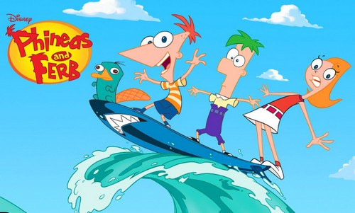 PHINEAS & FERB 1