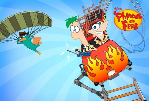 PHINEAS & FERB 2