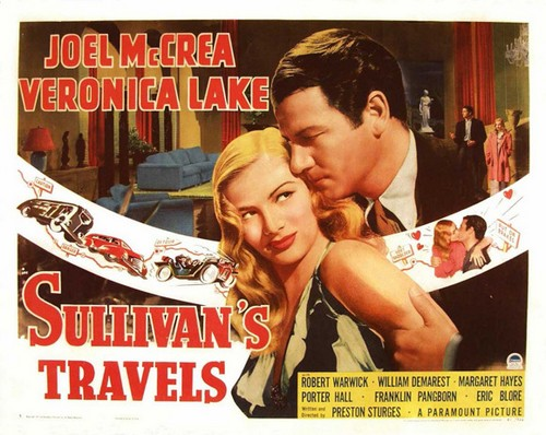 SULLIVANS TRAVELS FILM POSTER 4