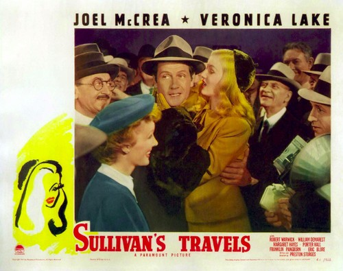 SULLIVANS TRAVELS LOBBY CARD 7