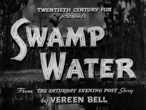 SWAMP WATER (1)