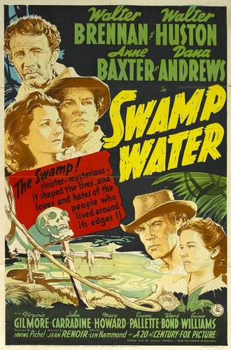 SWAMP WATER FILM POSTER 1