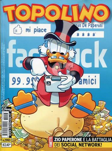 TOPOLINO 2993 COVER CT