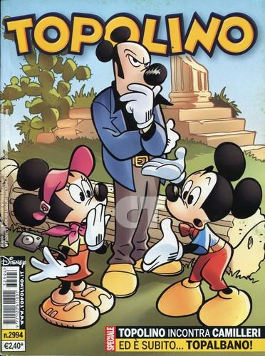 TOPOLINO 2994 COVER CT