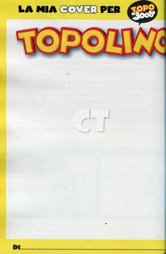 TOPOLINO 2995 INSIDE 5 ct