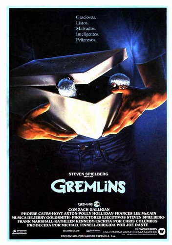 GREMLINS(1984) FILM POSTER