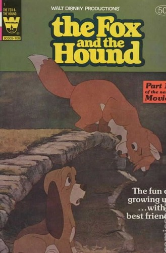 The Fox and the Hound 1.