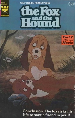 The Fox and the Hound 2.
