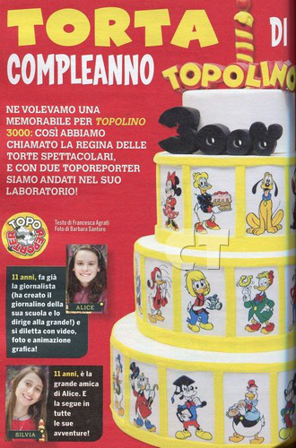 TOPOLINO 2999 INSIDE 3 CT