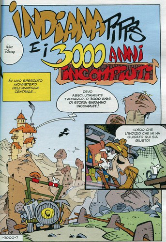 TOPOLINO 3000 INSIDE 10 ct