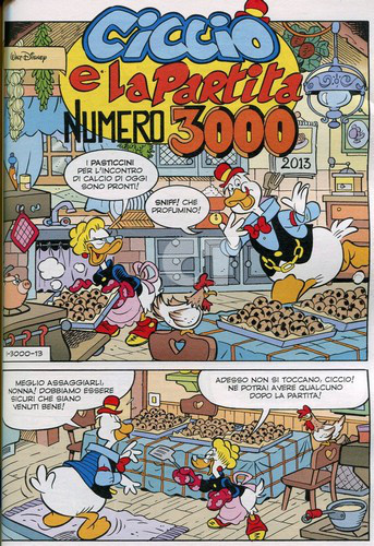 TOPOLINO 3000 INSIDE 16 ct