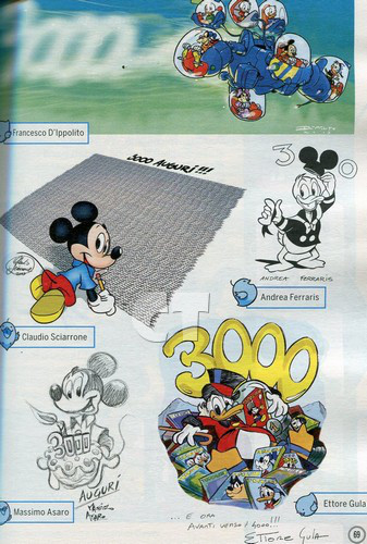 TOPOLINO 3000 INSIDE 3 ct
