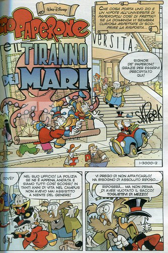 TOPOLINO 3000 INSIDE 4 ct