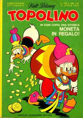 TOPOLINO 750