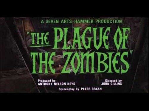 THE PLAGUE OF THE ZOMBIES 1