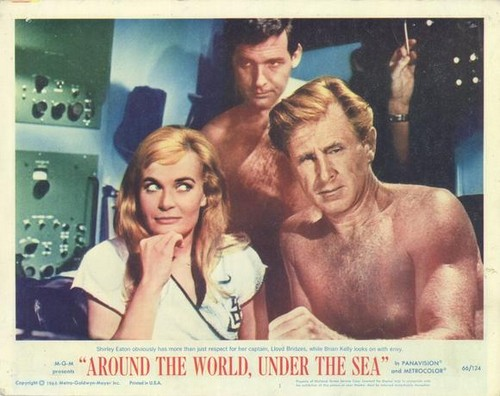 AROUND THE WORLD UNDER THE SEA 1966 - 2
