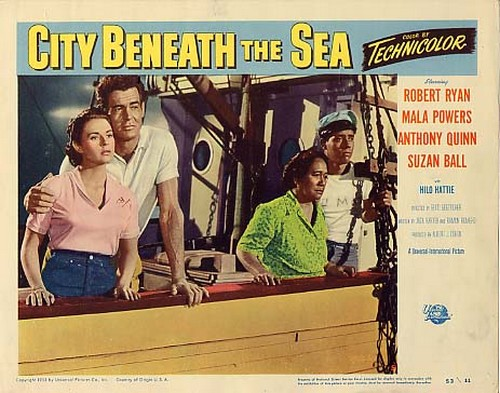 CITY BENEATH THE SEA 1971 - 2