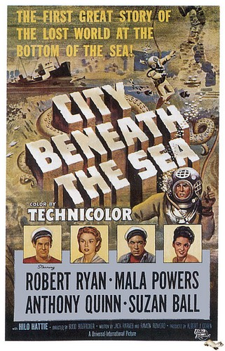 CITY BENEATH THE SEA 1971