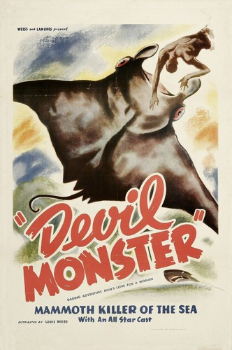 DEVIL MONSTER 1946