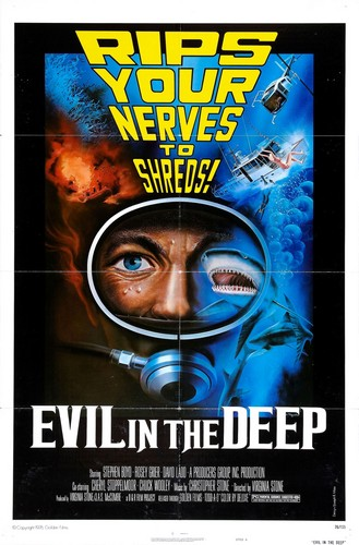 EVIL IN THE DEEP 1975