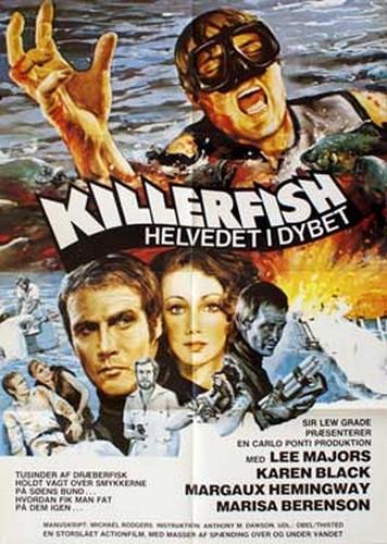 KILLER FISH 1979